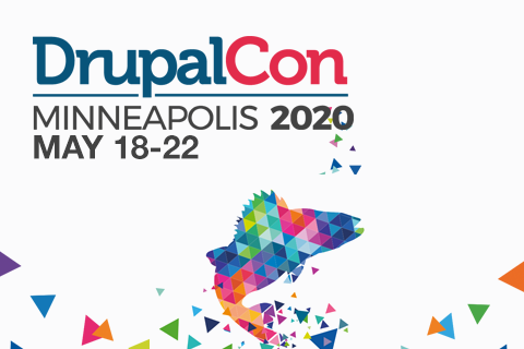 Drupalcon Minneapolis 2020