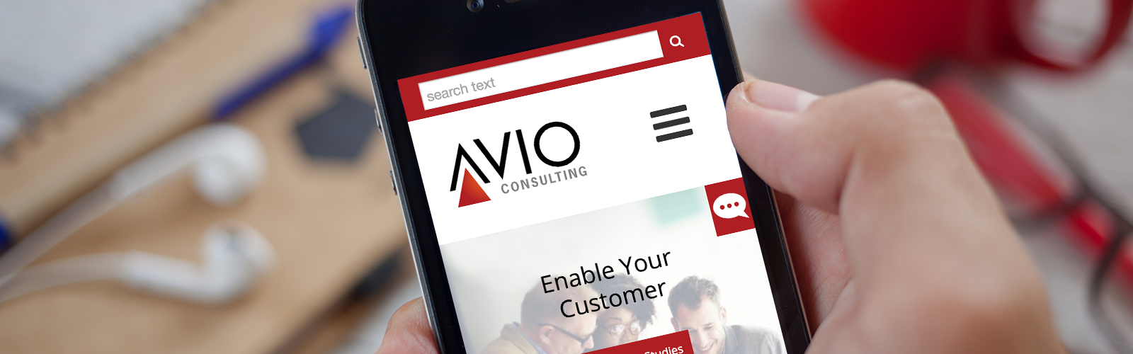 AVIO Consulting, An Interactive Experience   Drupal com