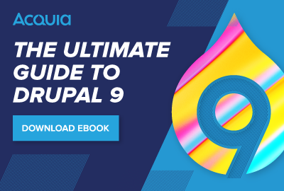 Ultimate Guide to Drupal 9 eBook Download